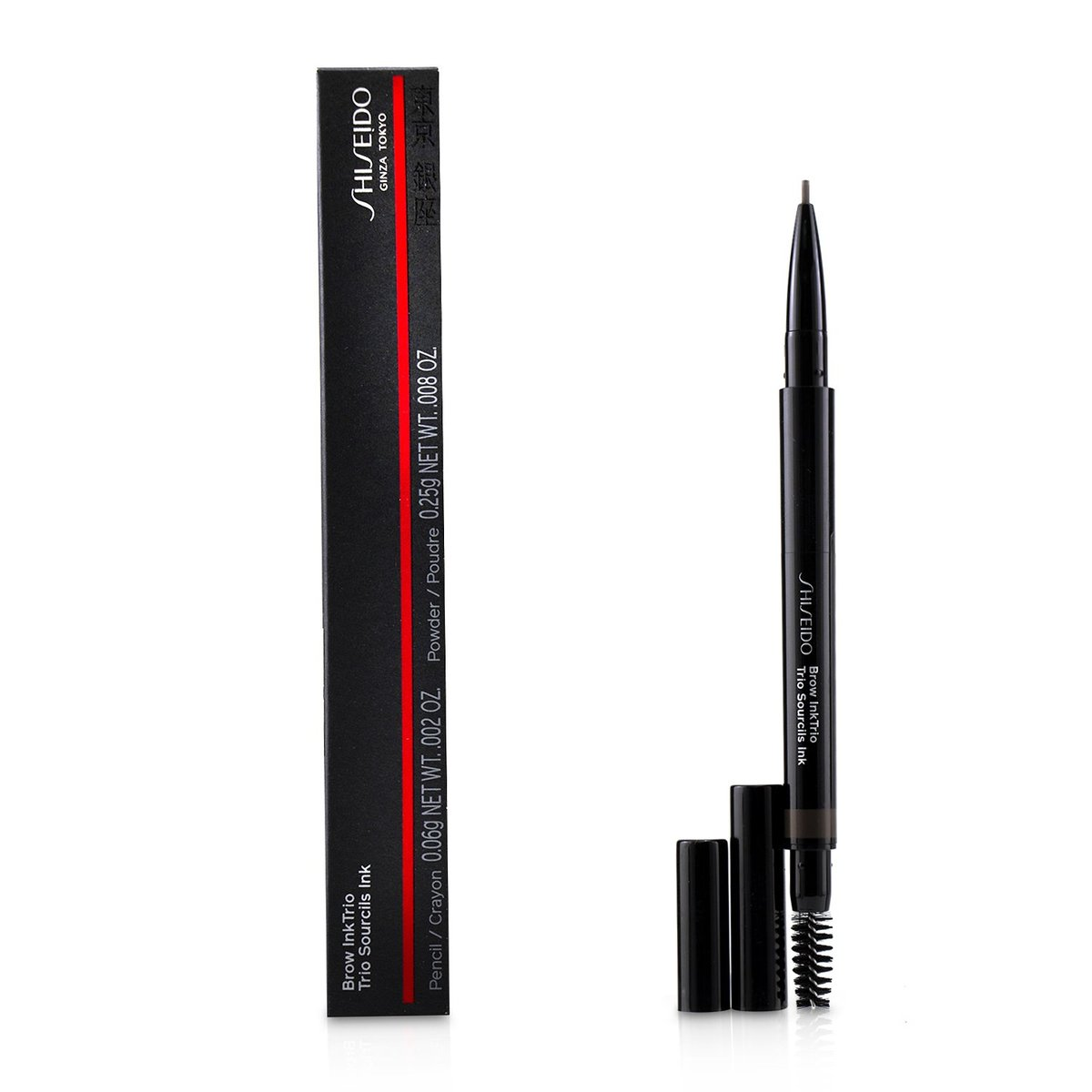 Brow InkTrio - # 03 Deep Brown  -[Parallel Import Product]