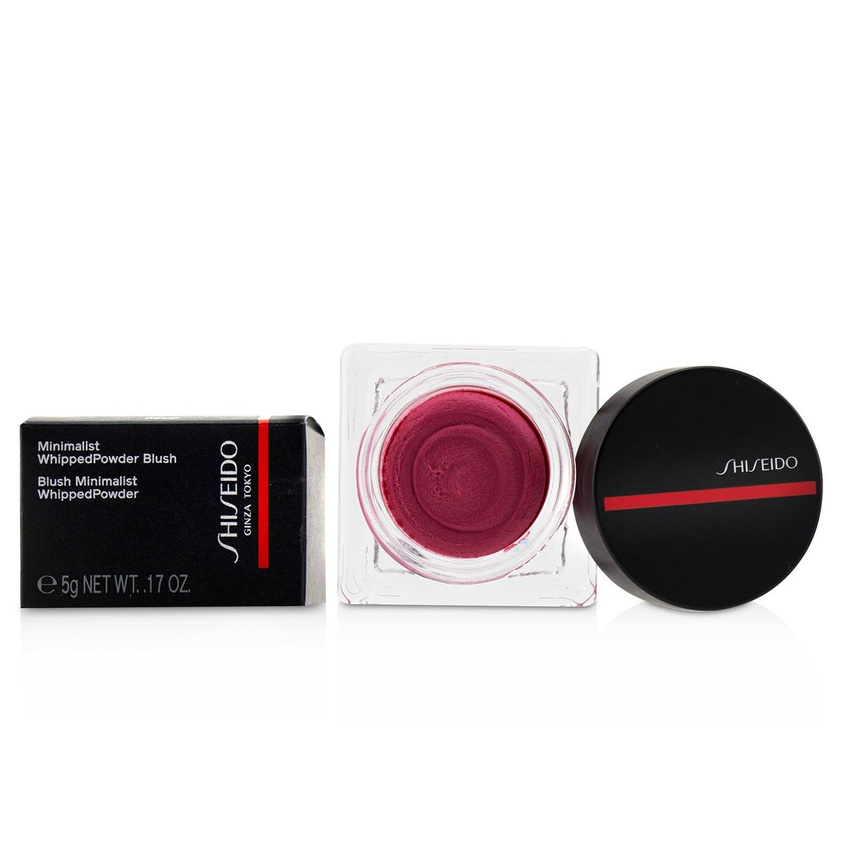 Minimalist WhippedPowder Blush - # 08 Kokei (Fuchsia)  -[Parallel Import Product]