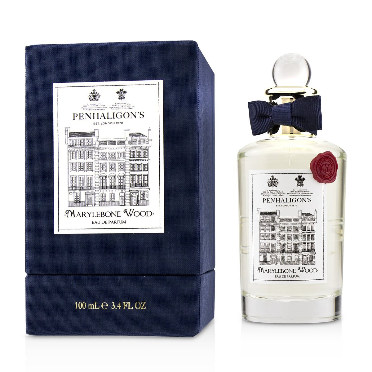 Marylebone Wood Eau De Parfum Spray  -[平行進口]