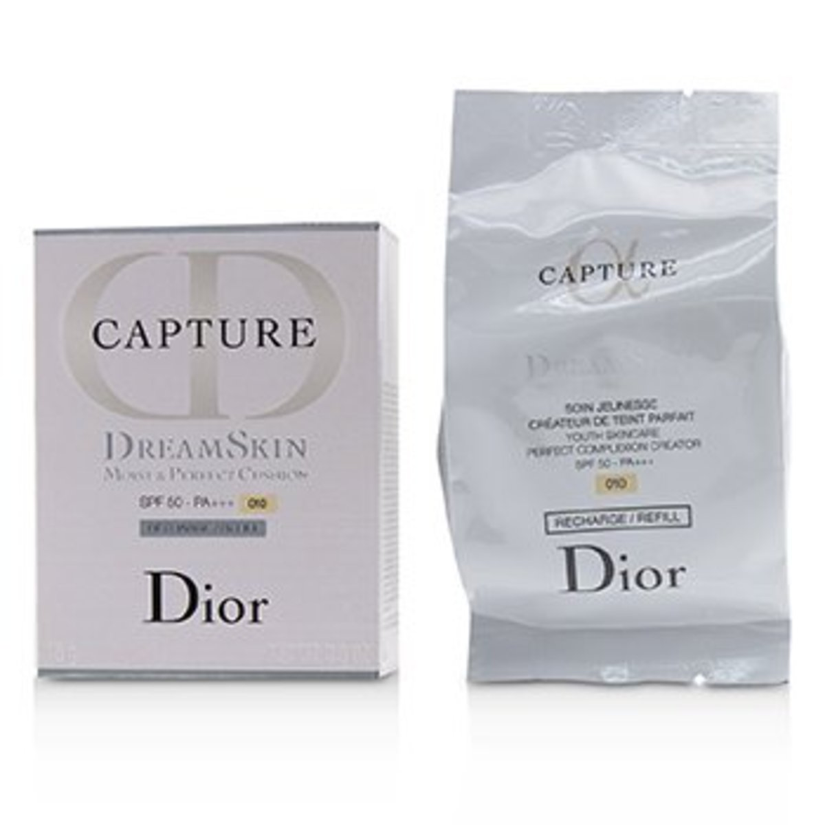 Capture Dreamskin Moist & Perfect Cushion SPF 50 Refill - # 010 (Ivory)  -[Parallel Import Product]