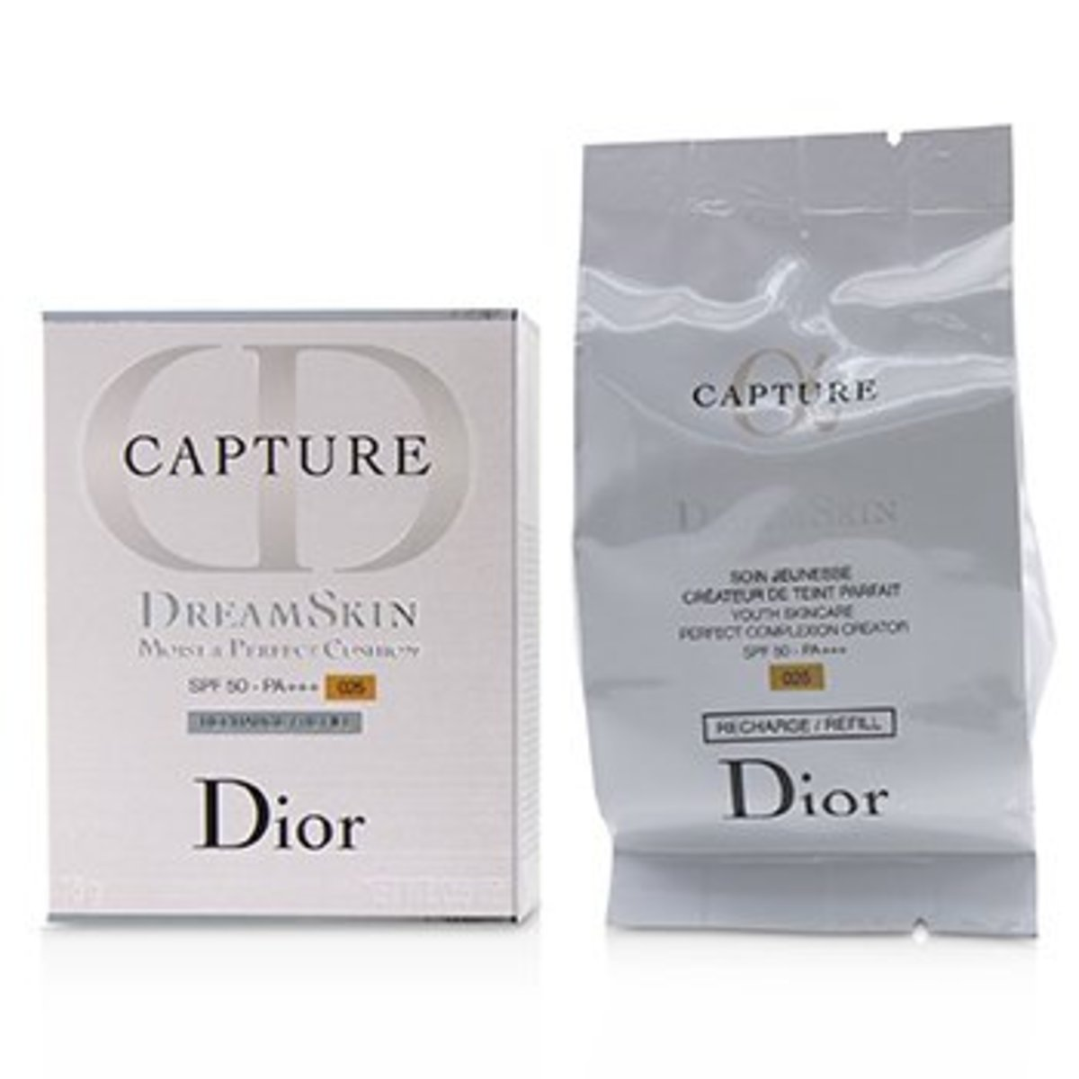 Capture Dreamskin Moist & Perfect Cushion SPF 50 Refill - # 025 (Soft Beige)  -[Parallel Import Prod