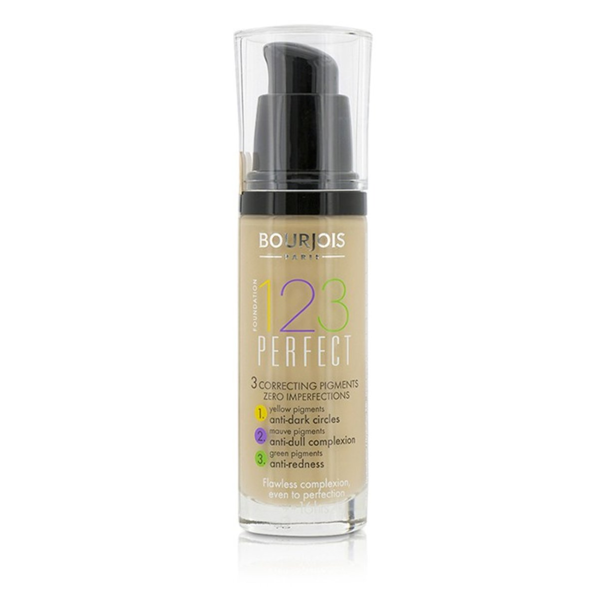 123 Perfect Foundation SPF 10 - No. 53 Light Beige  -[Parallel Import Product]