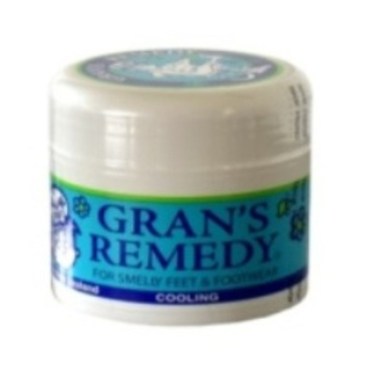 Cooling Powder with Peppermint oil 50g (Blue)