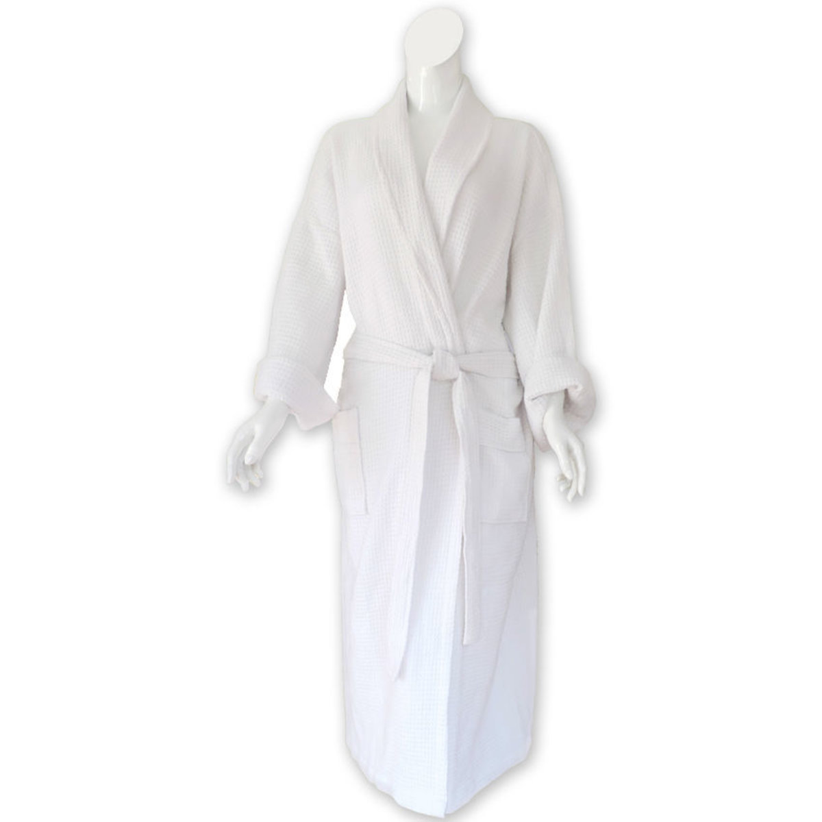 Japanese 3D Squares Bathrobe Gift Package