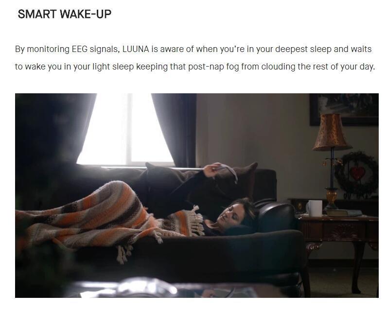 Lunna | The first intelligent sleep mask | HKTVmall Online