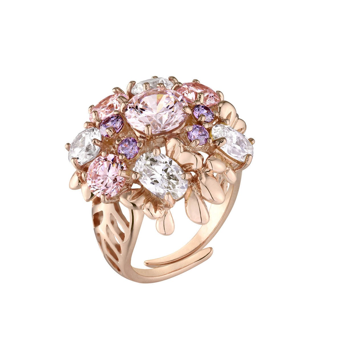 Spring of Carisma Ring (Adjustable)