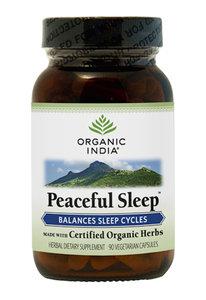 Organic India 安睡助眠-有機鎮靜神經系統配方 90 capsules
