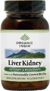 Organic India 滋養肝腎-有機排毒淨血配方 90 capsules