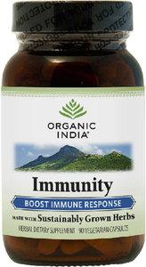 Organic India 增強免疫-有機提昇免疫力配方 90 capsules