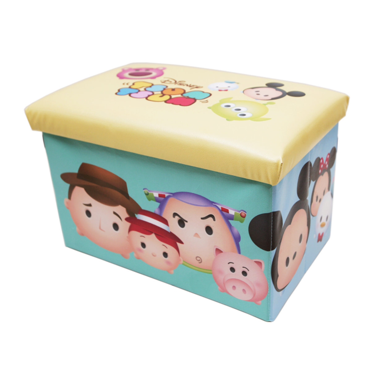 Stool Storage Box (Licensed by Disney)