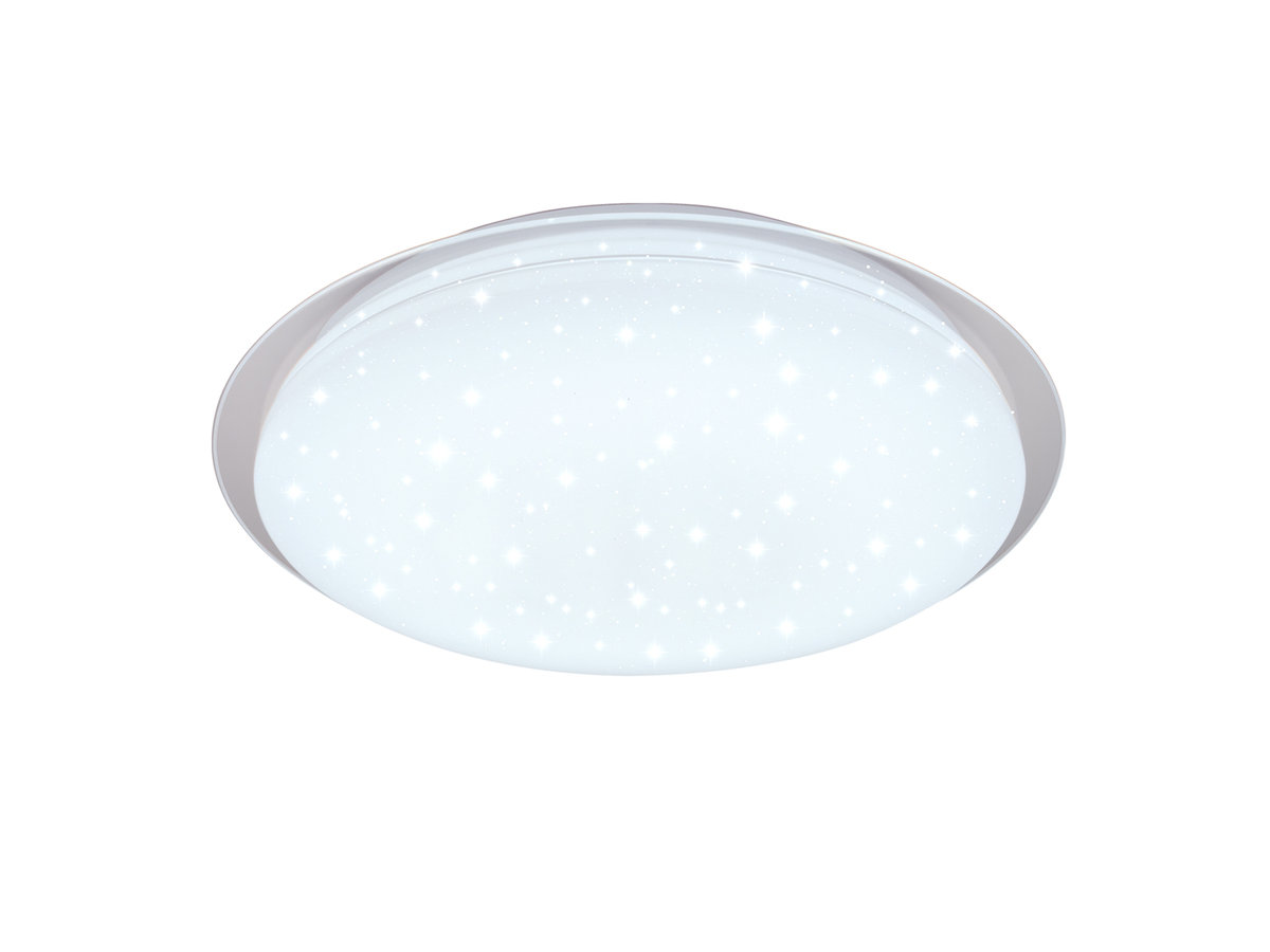 LED Dimmable Ceiling Light 24W With Remote
