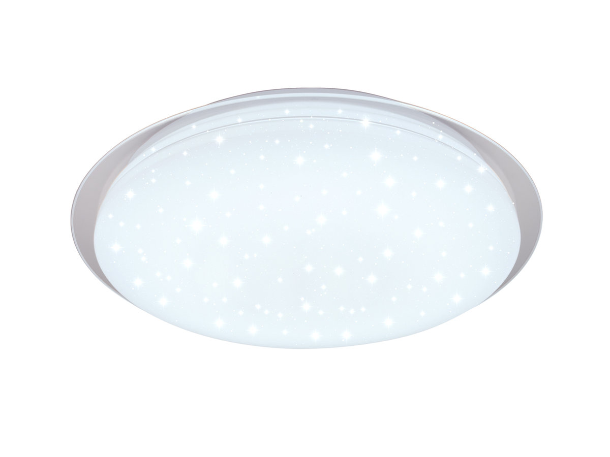 LED Dimmable Ceiling Light 40W With Remote