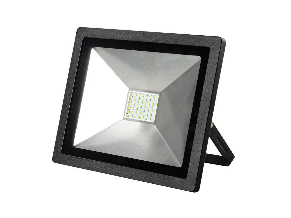 LED 50W Slim Flood Light  (Daylight)  220 - 240V