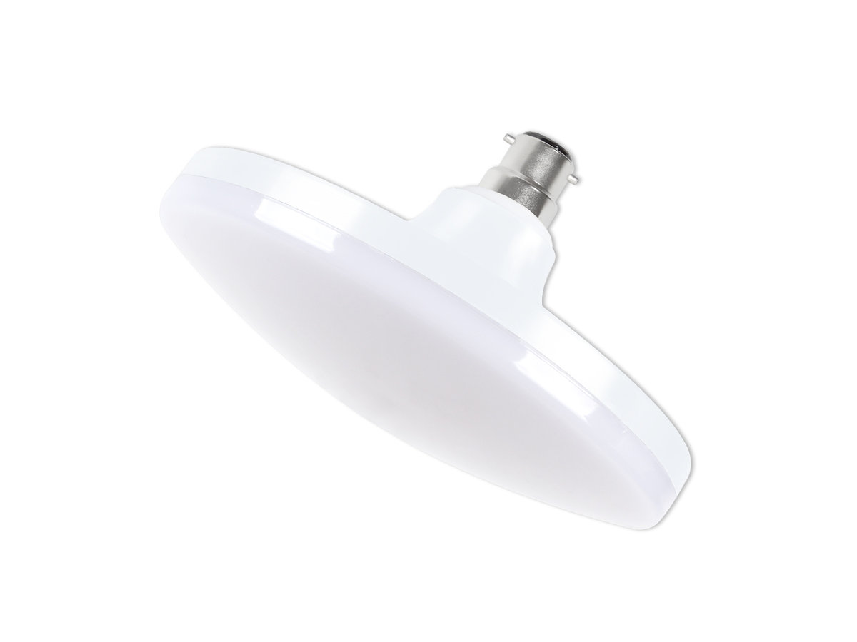 LED 18W UFO Lamp (B22 Daylight)