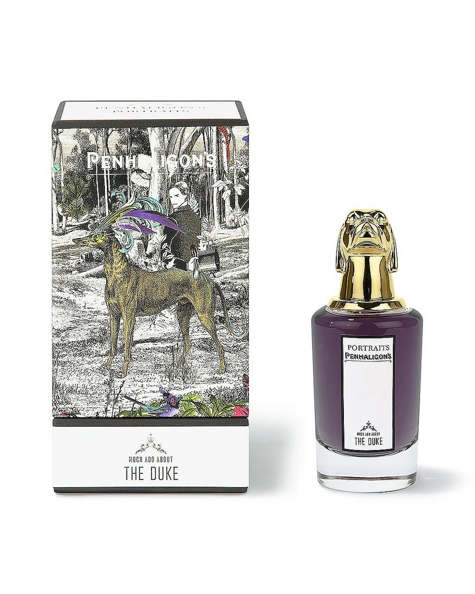 Much Ado About The Duke EDP 75ml - [Parallel Import Product]