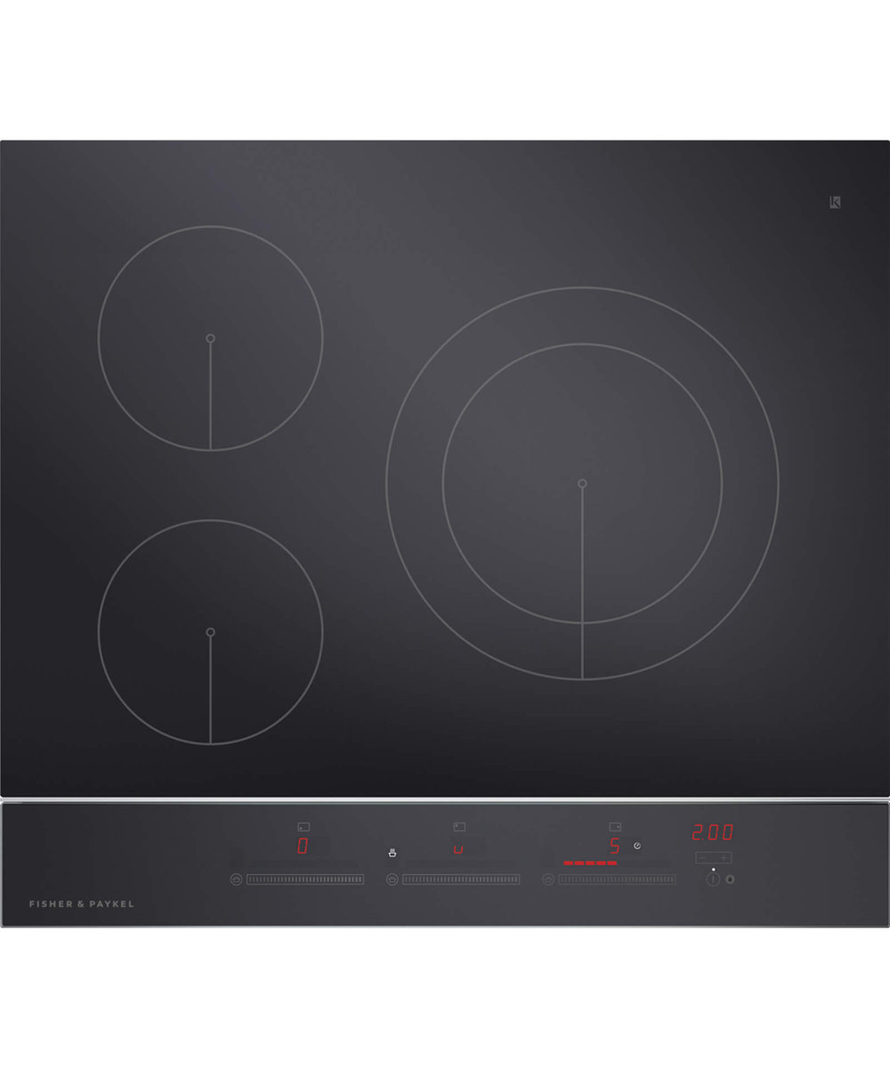Induction Cooktop 60cm 4 Zone with SmartZone CI604DTB3