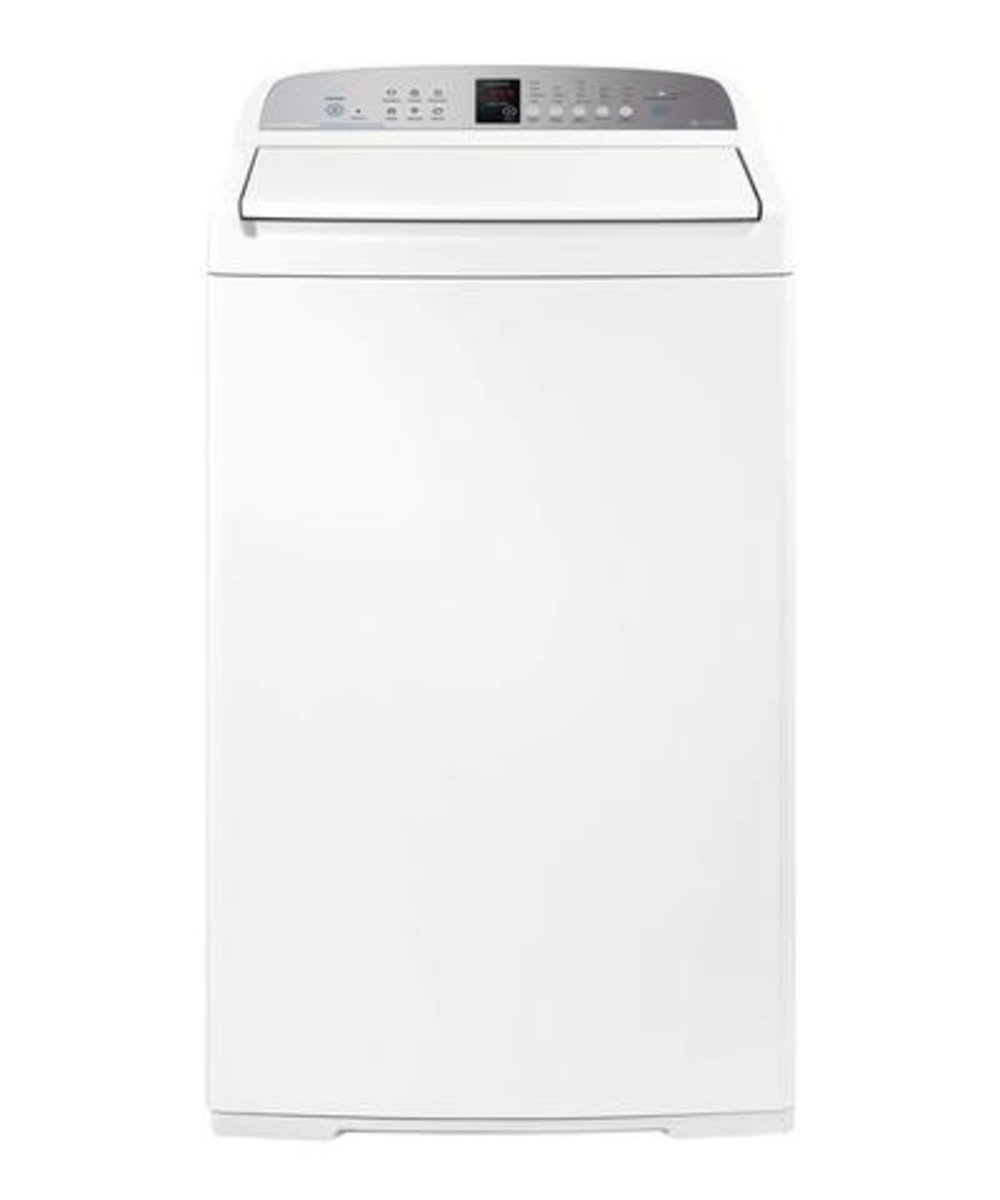 FISHER & PAYKEL 10KG WashSmart™ ECO Top Loaded Washer WA1060E2