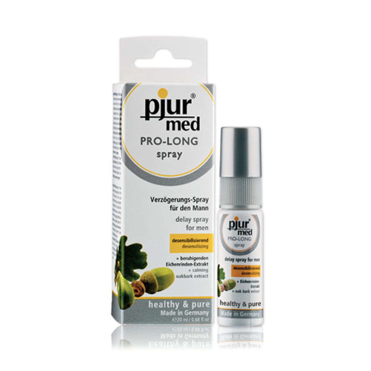 med Natural Pro-Long Performance Spray Medical Grade Pro-Long Spray - 20ml
