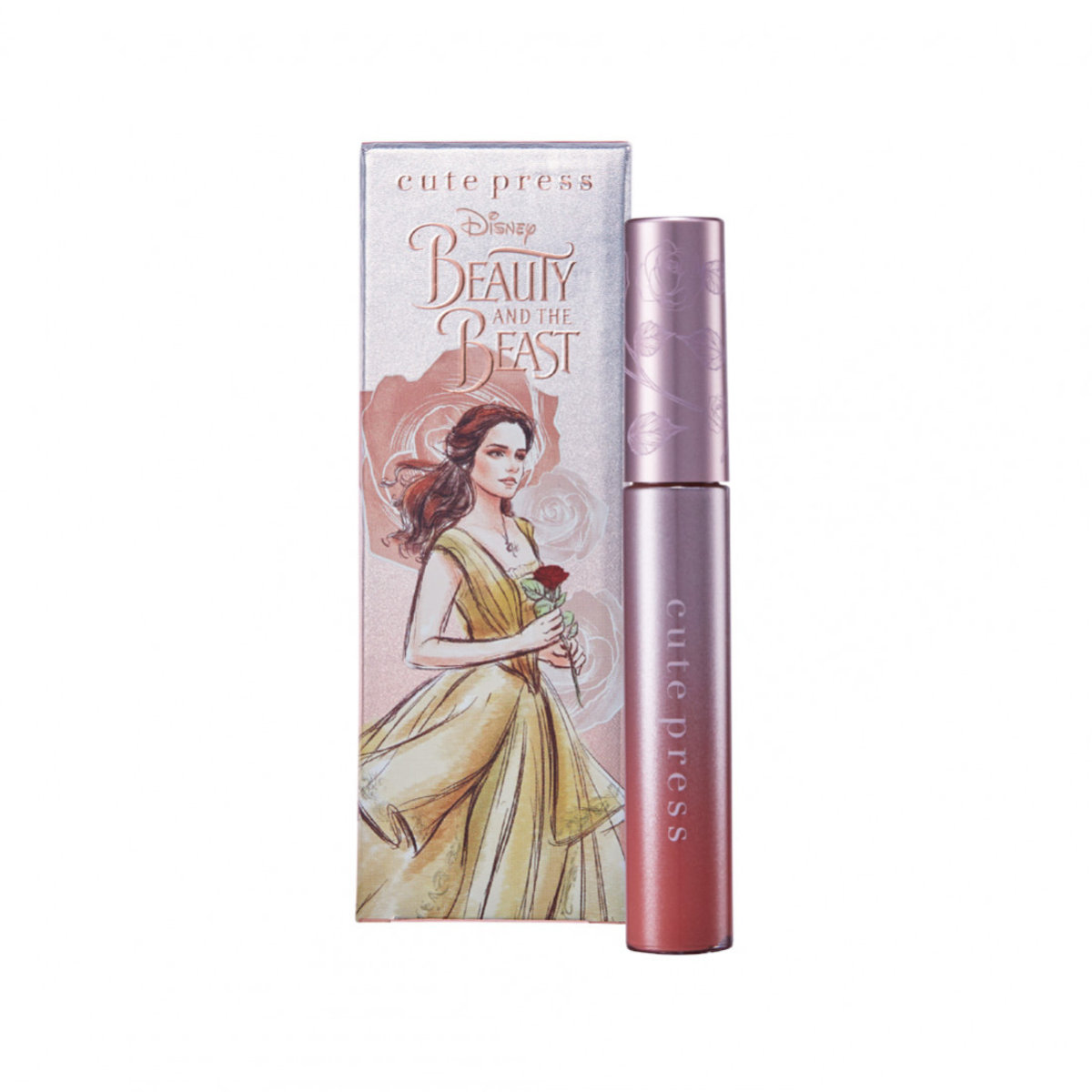 Beauty and The Beast Collection Liquid Matte Lip(01 Something There)