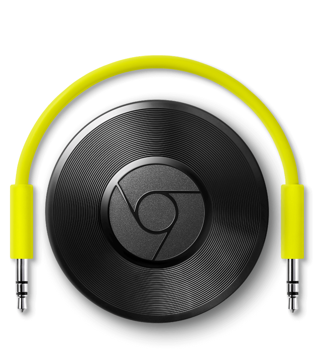 Chromecast Audio / Music Streaming Dongle (Parallel Import)