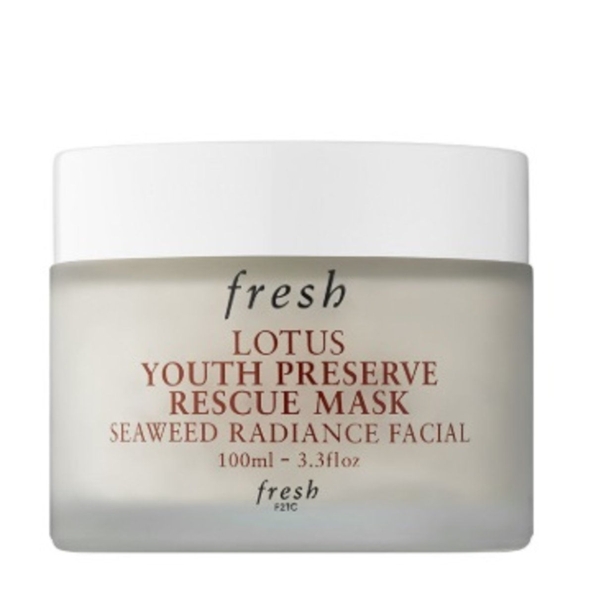 Lotus Youth Preserve Rescue Mask 100ml (809280133718) [Parallel Import]