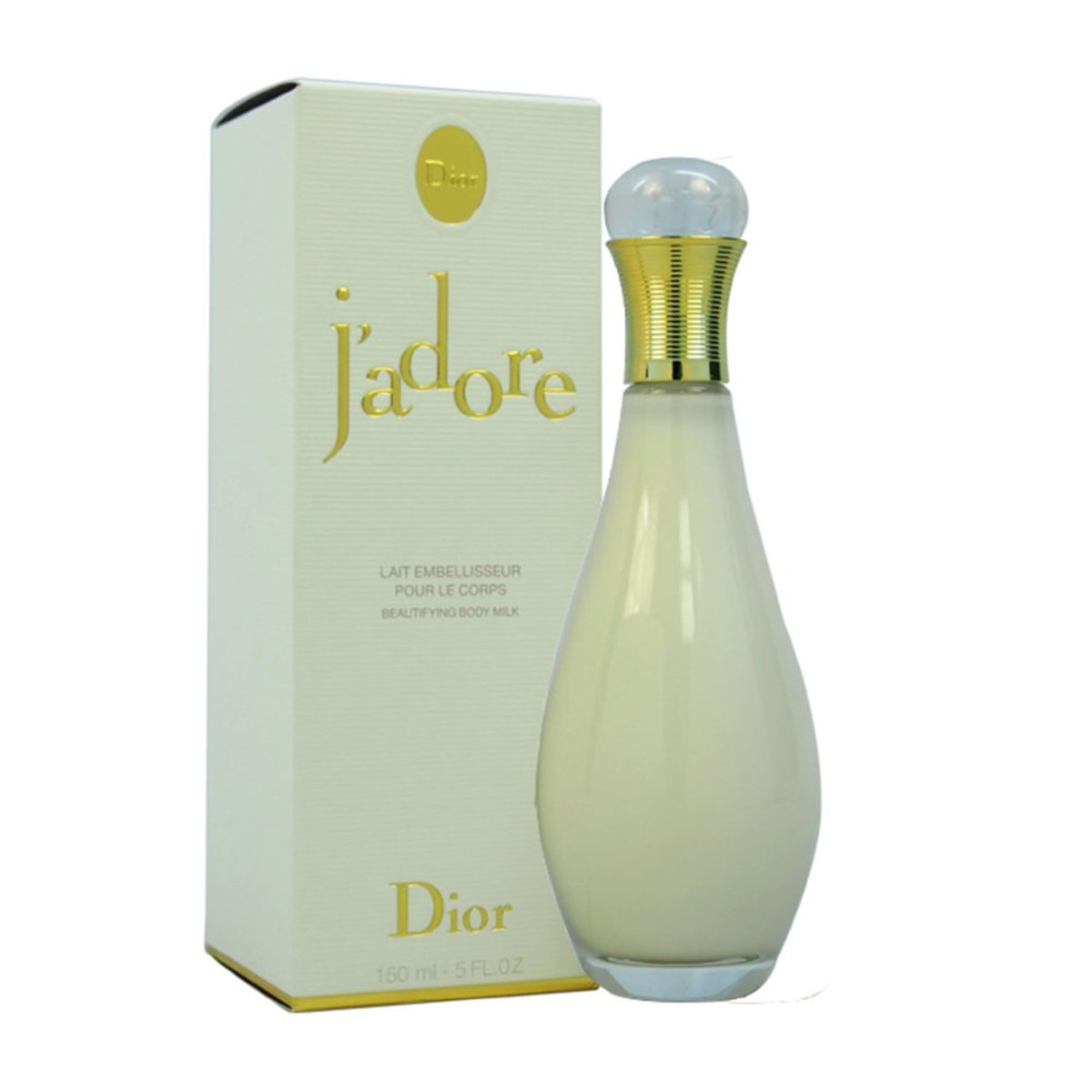 J'adore Beautifying Body Milk 150ml [Parallel Import]
