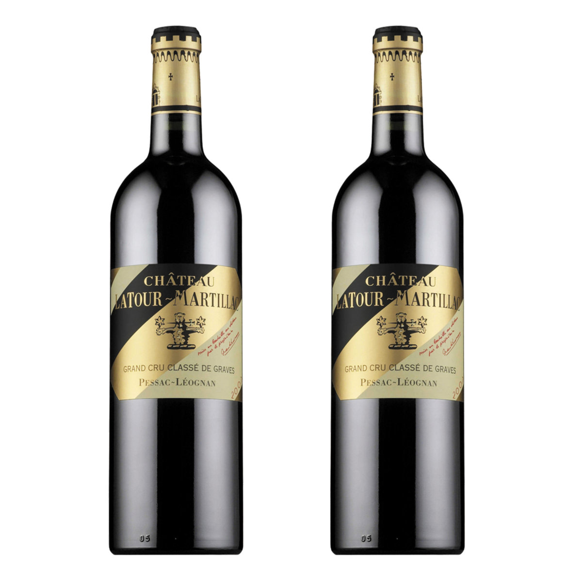 La Tour Martillac 2010 375ml Combo 2