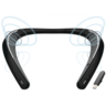 My Theater Bluetooth Wearable Neckband Speaker - Dongle Version - Black (Authorized goods)