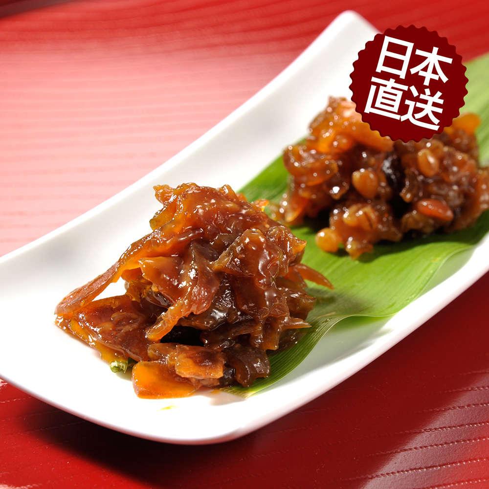 奈良漬切條醃瓜 (4包裝)
