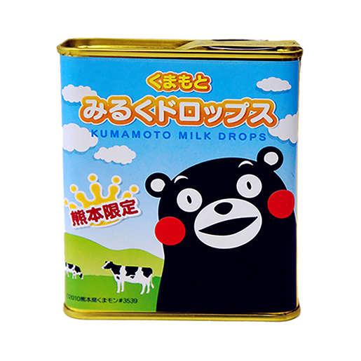 KUMAMON牛奶糖