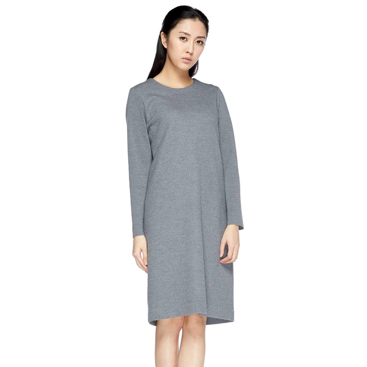 Conscious line dress