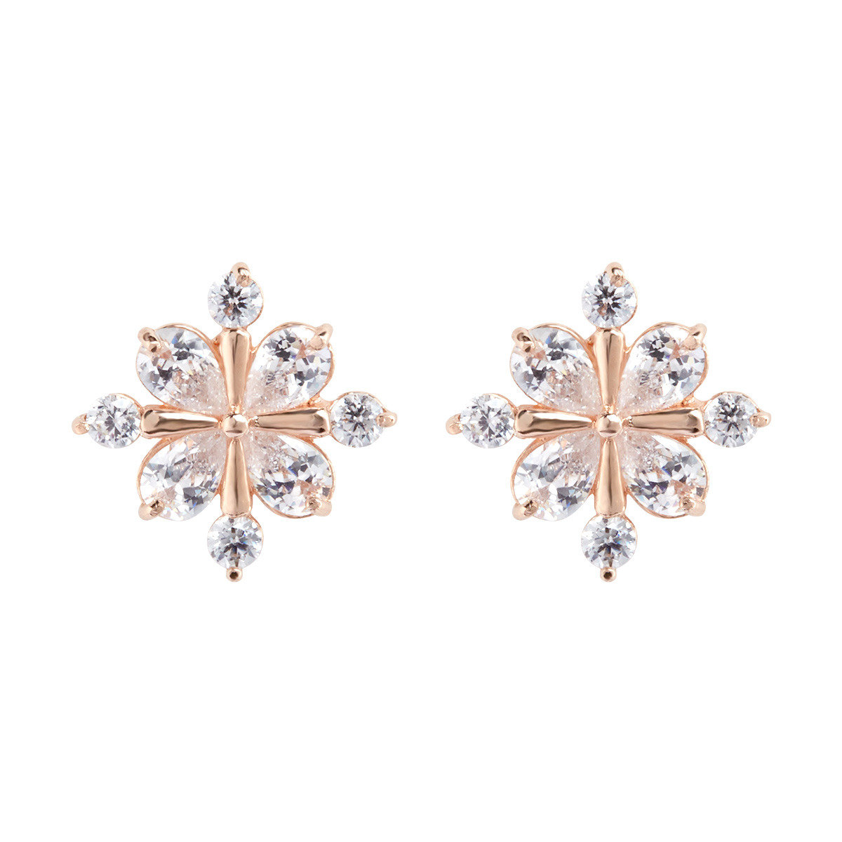 Diamond-shape earrings_FE5480