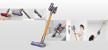 Dyson V8 (U.K. Version) ABSOLUTE 吸塵機<br /><br /><br /><br />