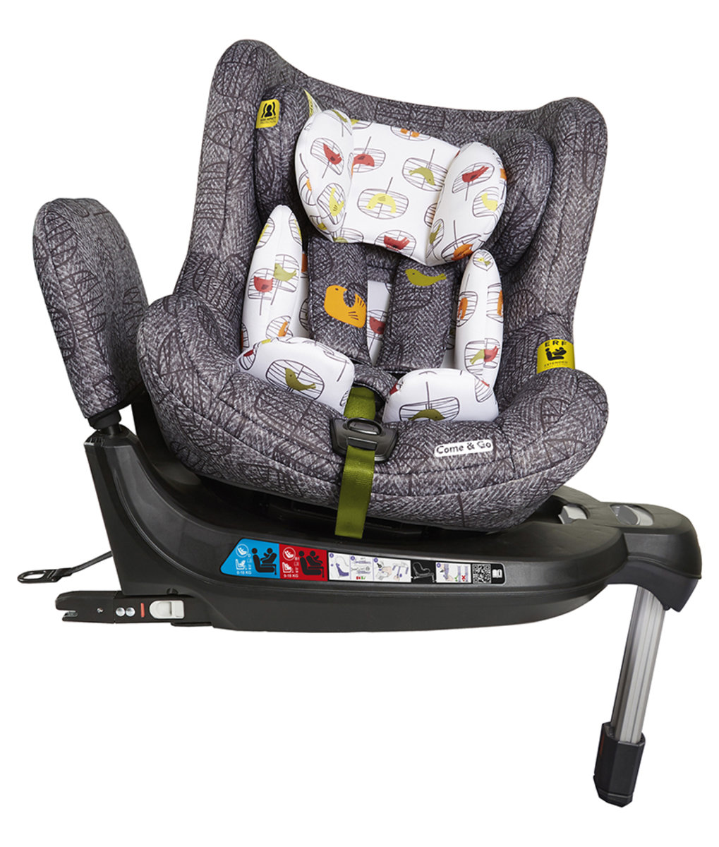 Come and Go Group 0+ 1 Car seat, Dawn Chorus