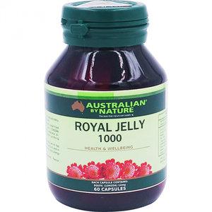 Australian by Nature 蜂皇漿 1000毫克 (60粒)