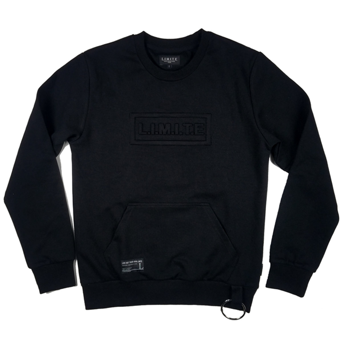 Men's Embossing Sweat Shirt
