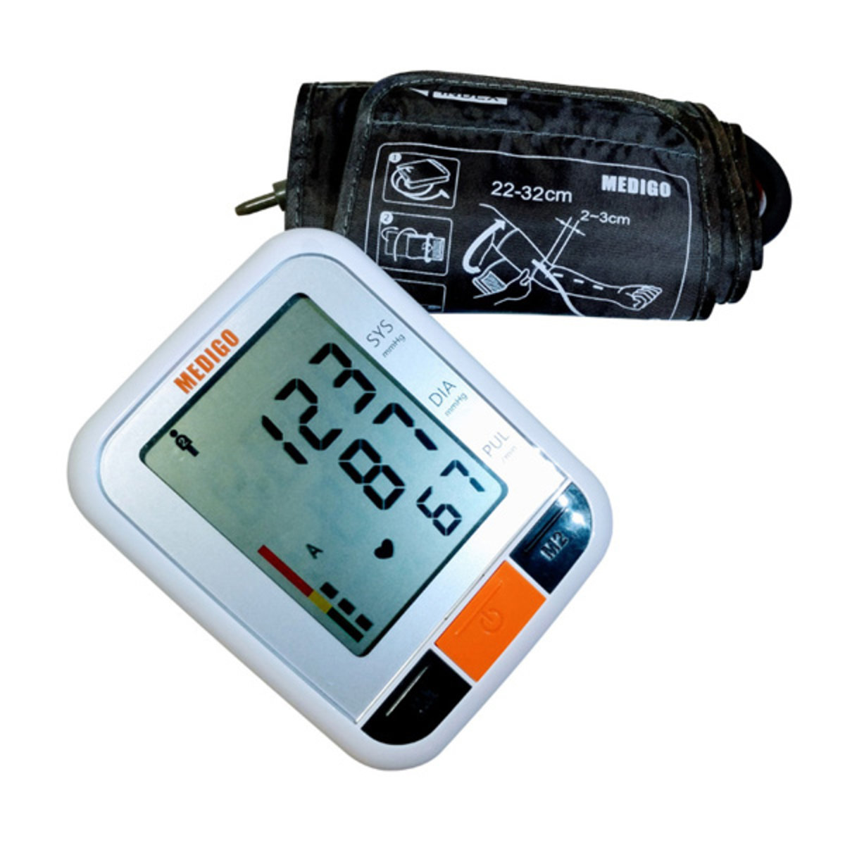 MEDIGO blood pressure monitor (BHS)