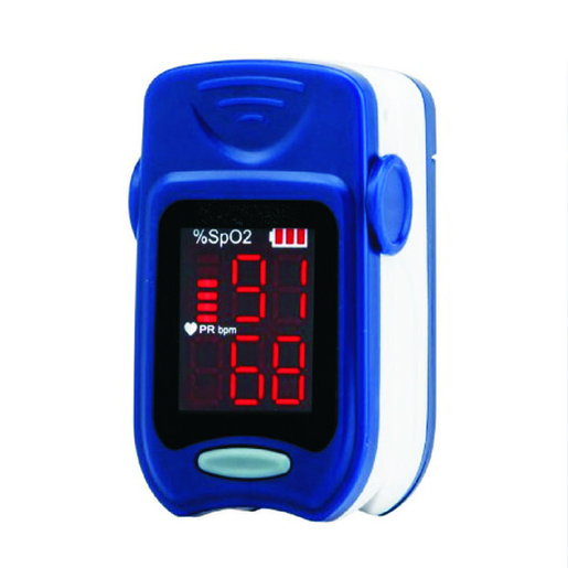 MEDIGO Fingertip Pulse Oximeter (Blue)