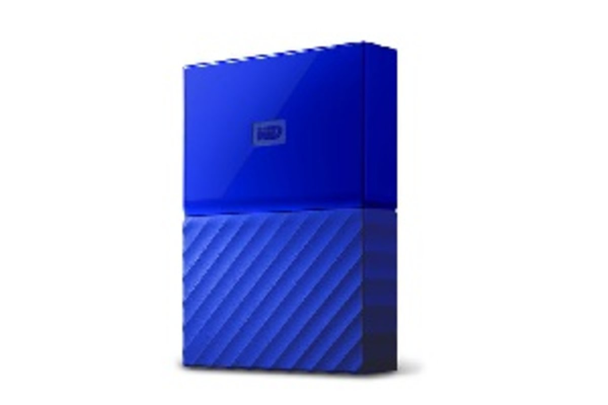 Wd Western Digital My Passport 1tb Blue Bynn0010bbl Hktvmall Online Shopping