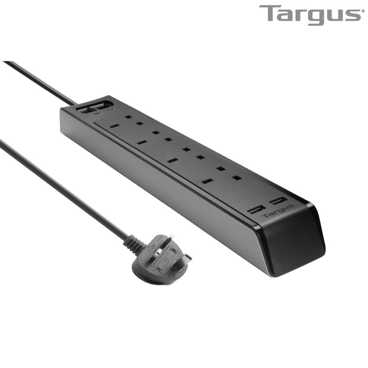 SMARTSURGE 4 PROTECTOR 2 USB PORT POWER BAR (APS10AP-50)