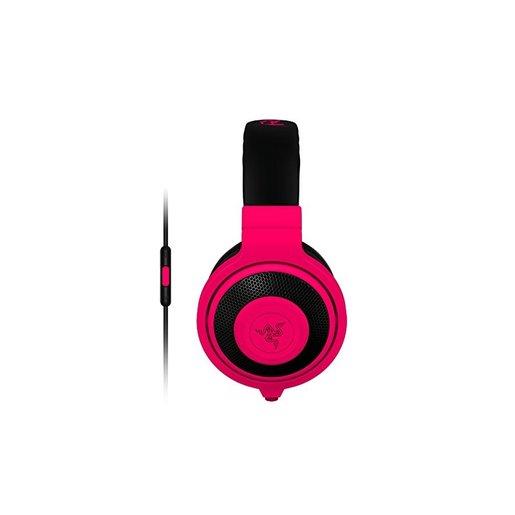 Razer Kraken Mobile Analog Music /& Gaming Headset Neon RED RZ04-01400300