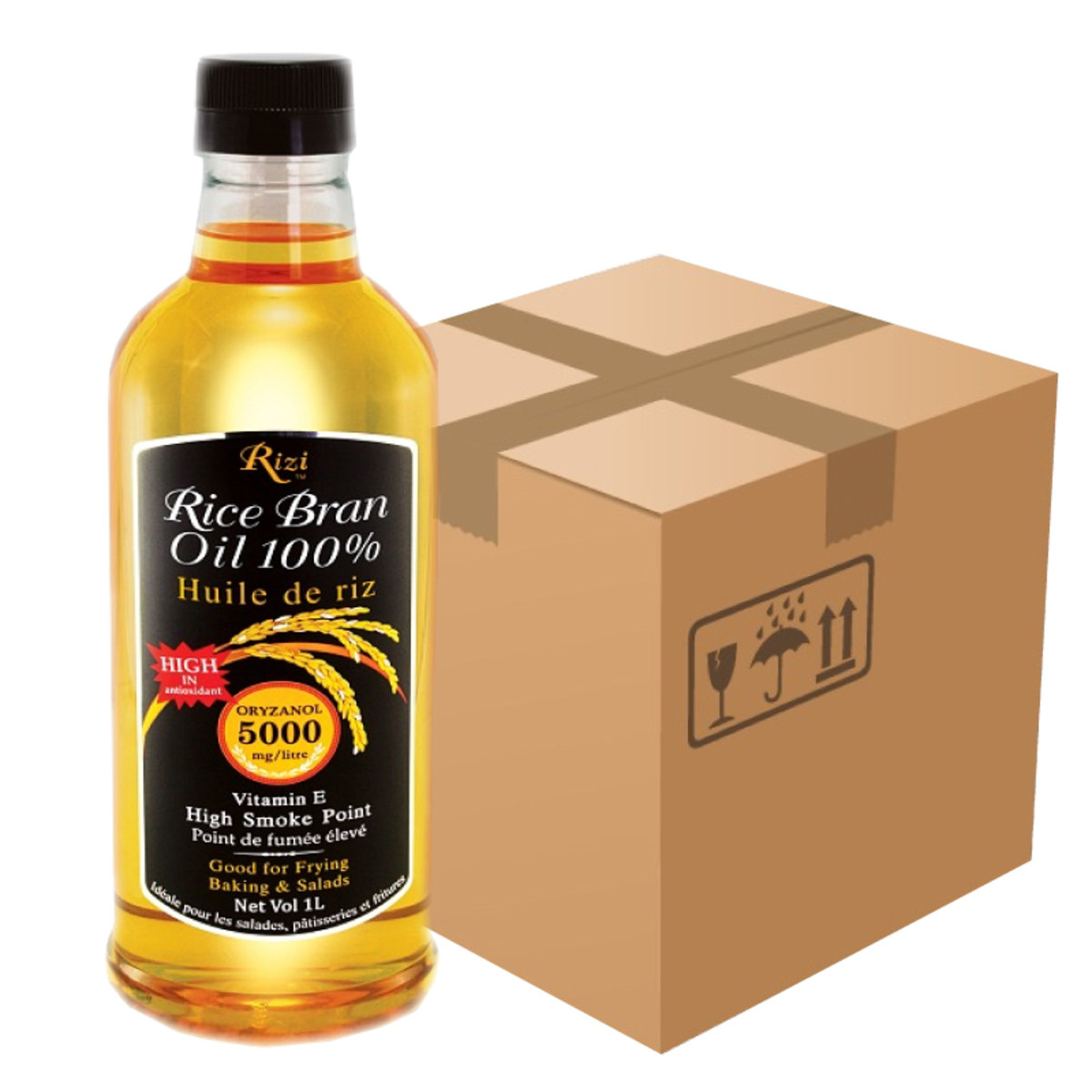 Rice Bran Oil from Thailand