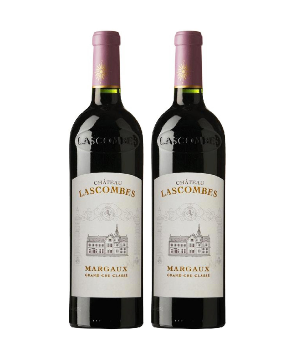 Chateau Lascombes 2013 (2 Bottles Pack) 750ml