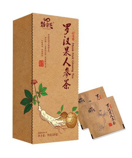 Kings Health Food | Monk Fruit Ginseng Tea | HKTVmall Online