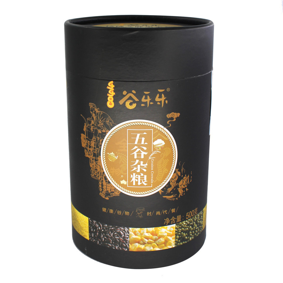 Whole Grain Black Sesame Cereal Powder