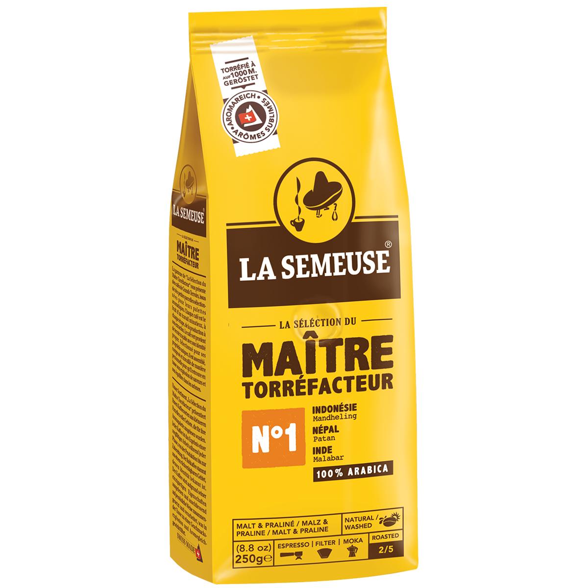 Best Kitten Food 2020 La Semeuse   SMT N°1 Swiss High Altitude Coffee Beans, Premium