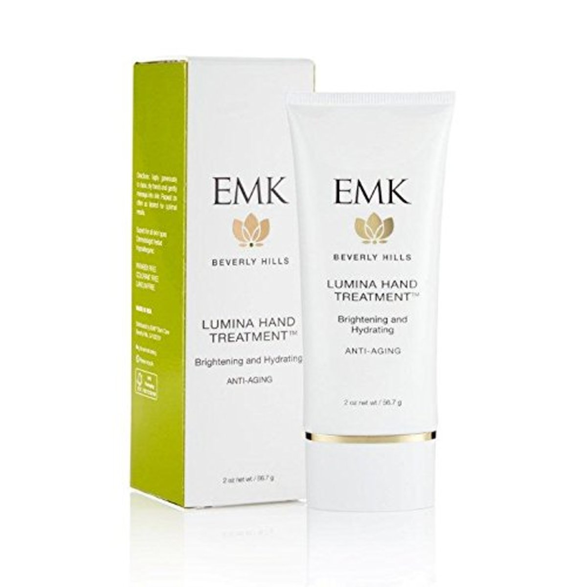 EMK Lumina Hand Treatment