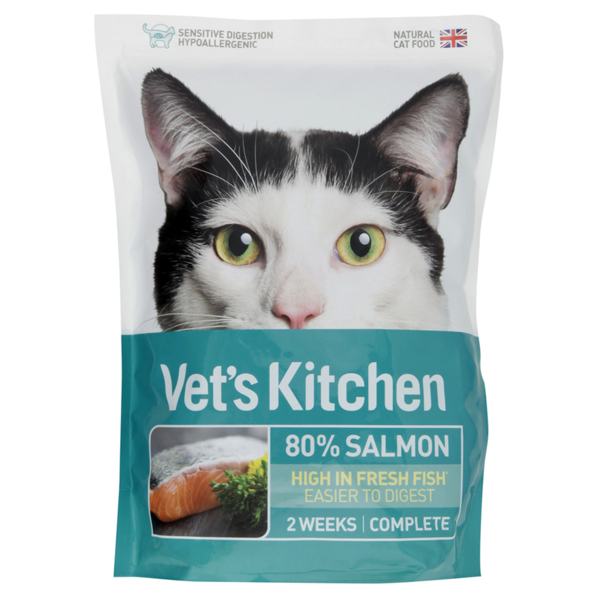 Cat Food (Adult Grain Free) - Salmon