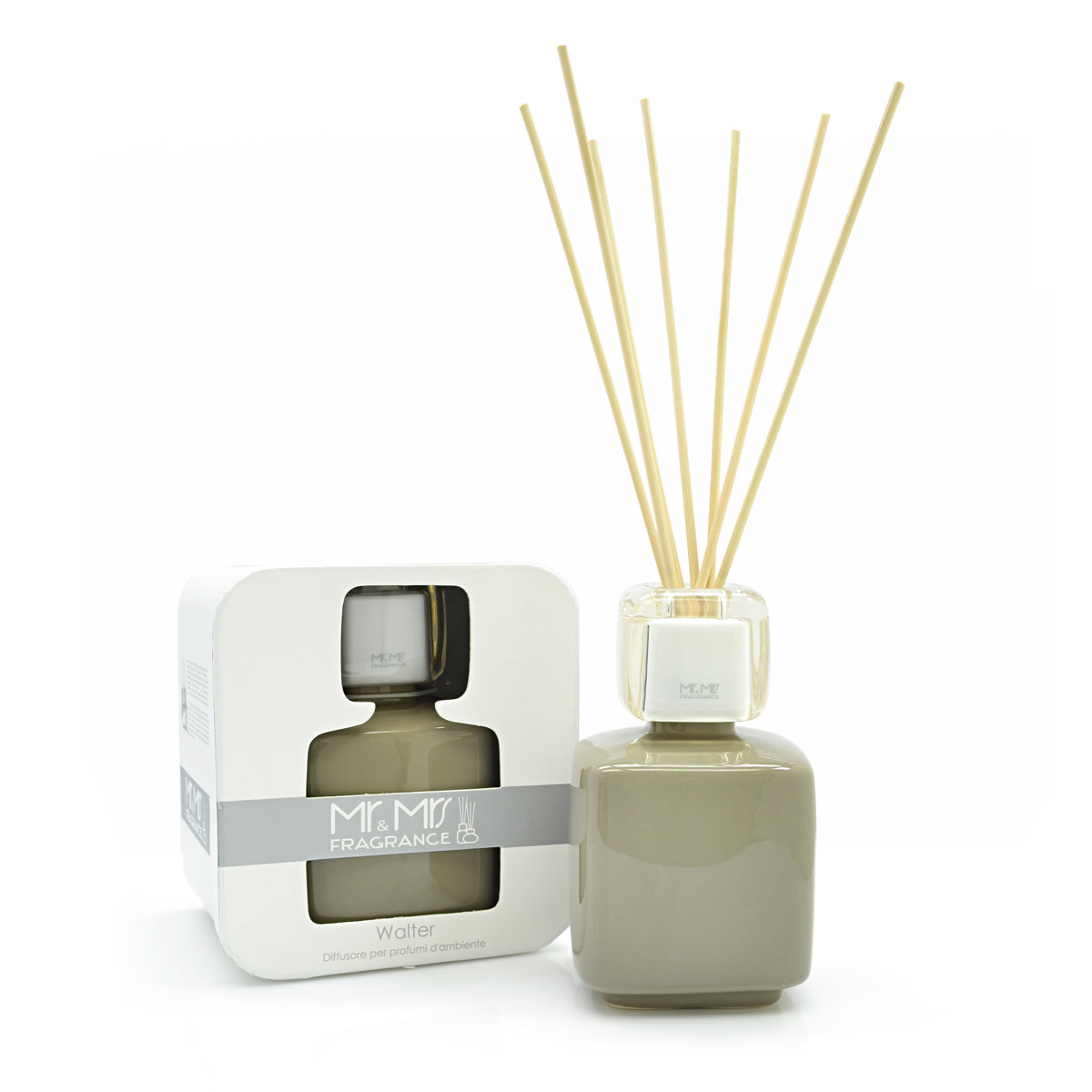WALTER Ceramic Reed Diffuser - Turtledove